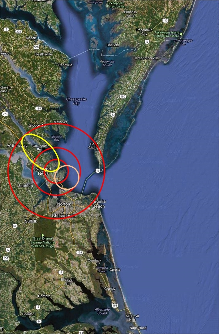 CAPABLE-BSRN Google Site Location Image
